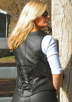 Stilletto vest