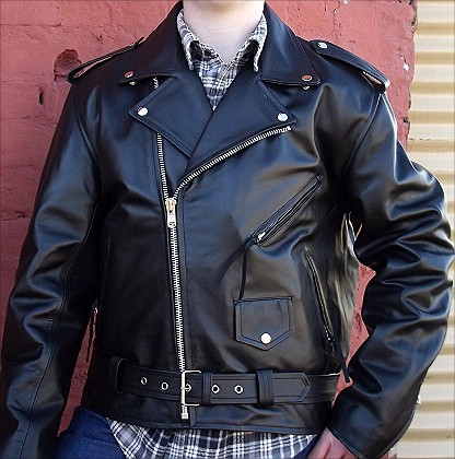 Parts & Accessories Brando Leather Jacket L