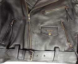 Max jacket front detail